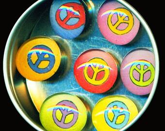 Peace Magnet Set