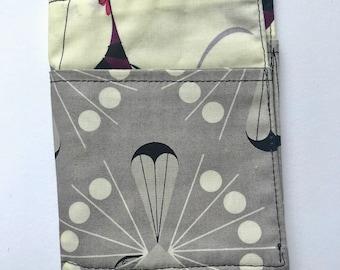 Organic Cotton Pocket Wallet