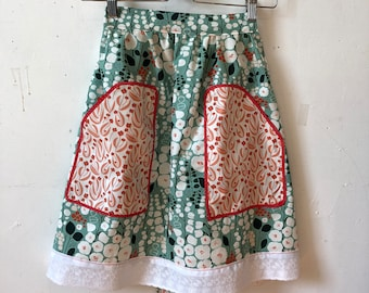 Organic Cotton Vintage Inspired Aprons