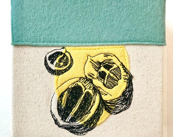 Featured listing image: Freehand Machine stitched Hazelnuts