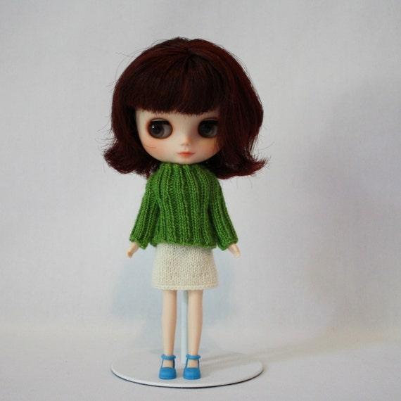 La muñeca de Blythe Middie del Kim Sweater tejer descarga | Etsy