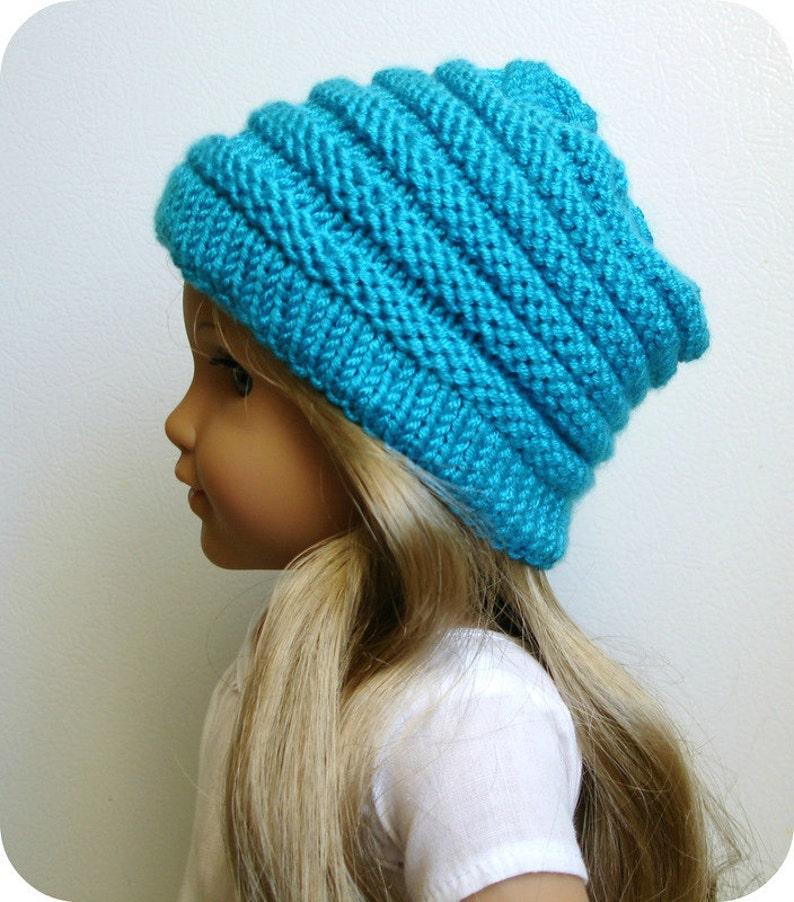 Sophie PDF Knitting Pattern For 18 American Girl Doll   Etsy