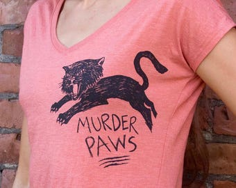 Funny Cat Shirt, Cat Tshirt, Funny Cat, Crazy Cat Lady, Cat Shirt, Black Cat T-Shirt