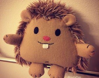 Erizo Hedgehog