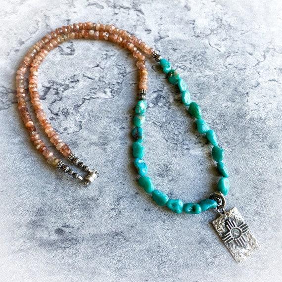 Bandelier Necklace