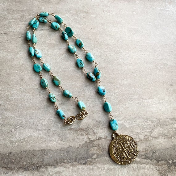 Sunken Treasure Necklace