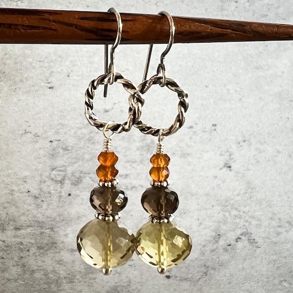 Autumnal Earrings