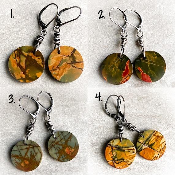Cherry Creek Earrings
