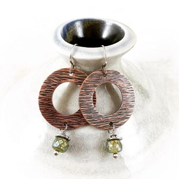 Terrestrial Earrings