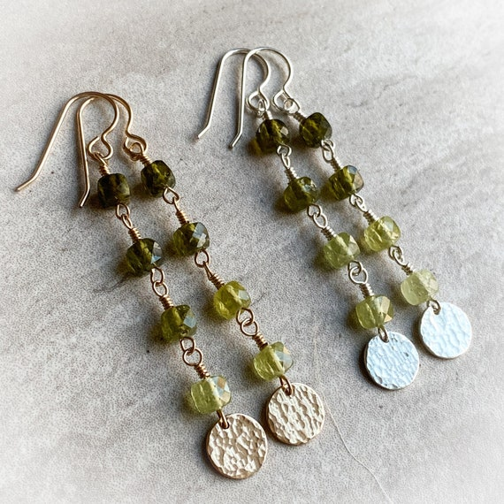 Verdi Earrings