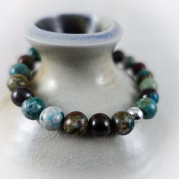 The Outlook Series: Chrysocolla