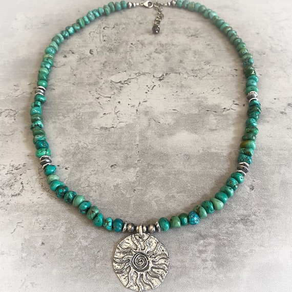 Let The Sunshine In Necklace