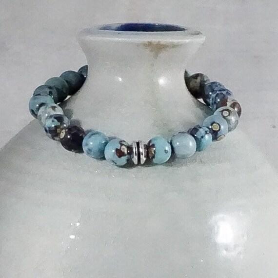 Robin's Egg Blue Bracelet