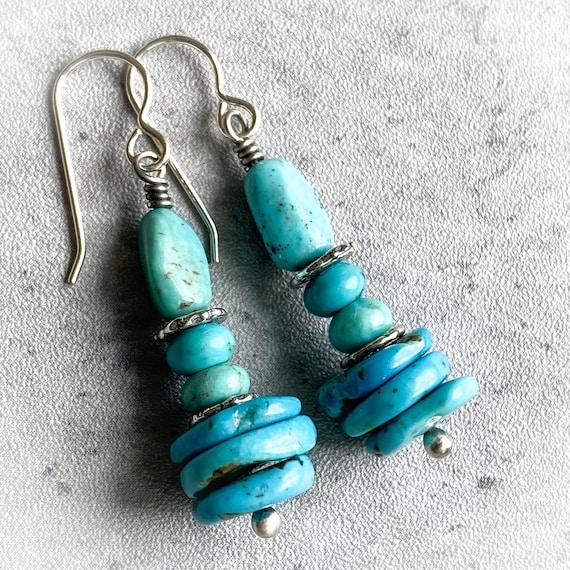 Glacier Earrings