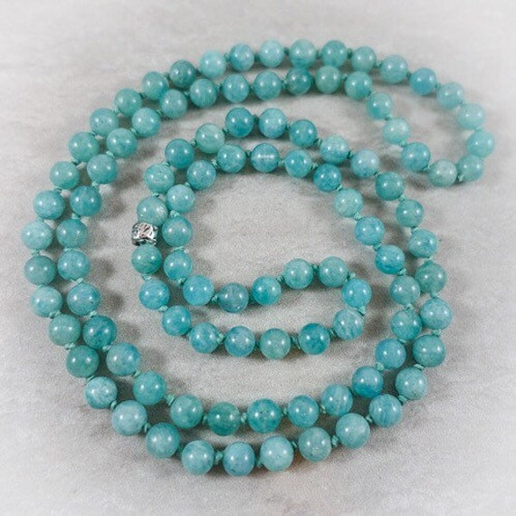 The Milestone Series: Amazonite