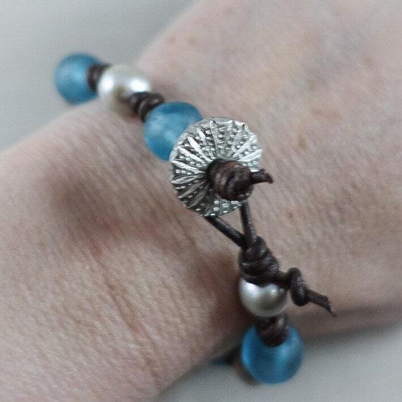 Waterspout Bracelet