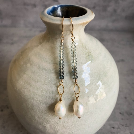 Pearl Diver Earrings