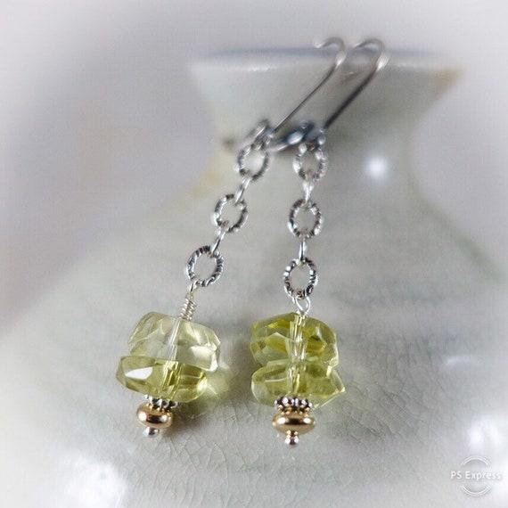Limoncello Earrings