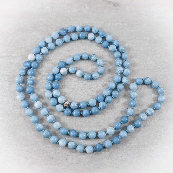 The Milestone Series: Larimar Quartz