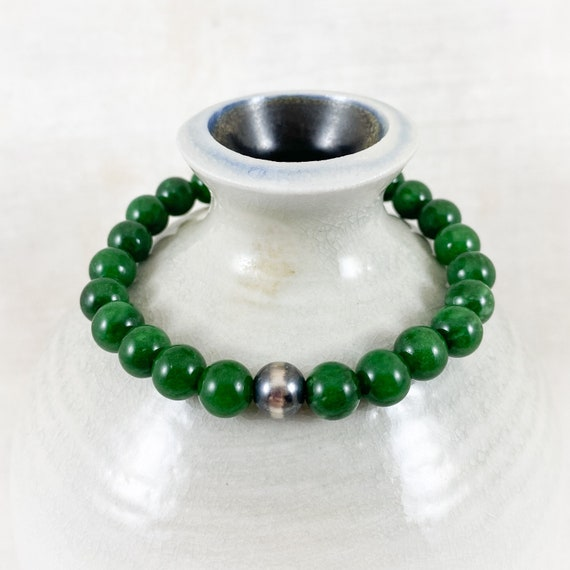 Emerald Quartz Bracelet