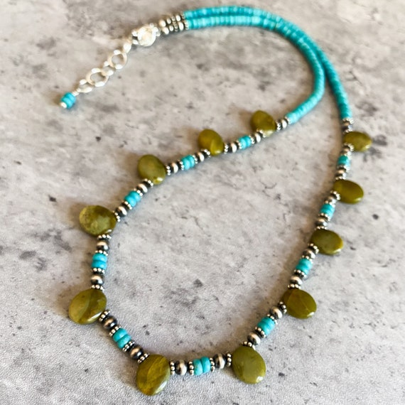 Saguaro Necklace