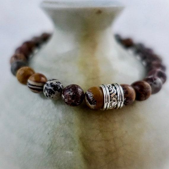 Men's Bracelet: Sonora Jasper