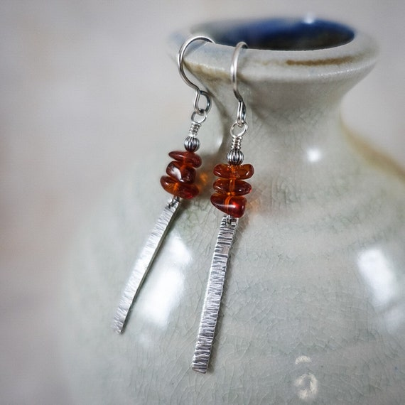 Amber Waves Earrings