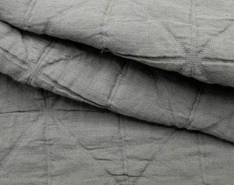 Quilted Jacquard Fabric