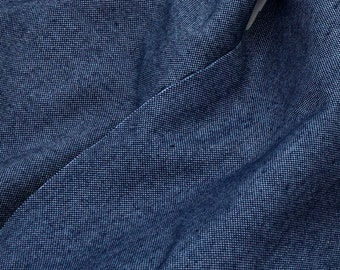 SAMPLE Mammoth Flannel Blue Chambray