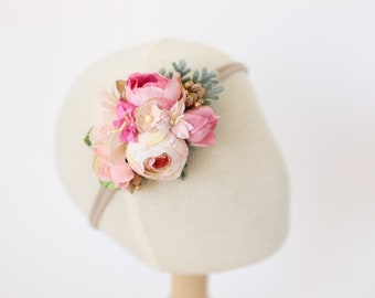 Floral headband toddler  b9901eb9f54