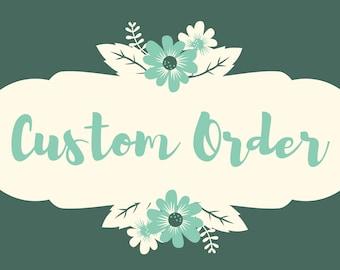 Custom Order for Penney