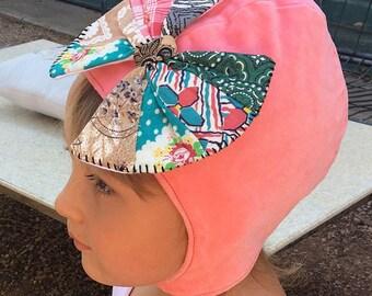 Granny's Quilt Cap