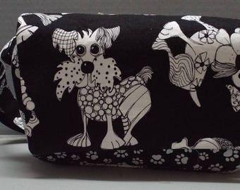 Fanny Pack Bag - Utility Bag - Jogging Bag - Hip Bag - Travel Bag - Festival Bag - Love My Dog