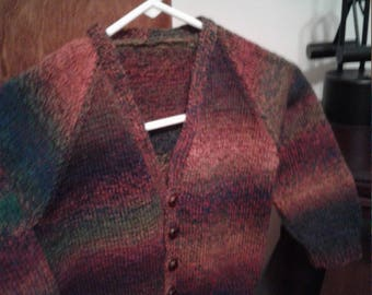 Toddler Grandpa Style Sweater by Never Felt Better