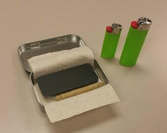 ReefCase: ritual smoke box