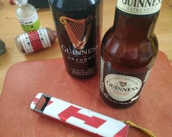 bottle opener hockey stick