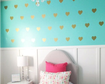 Heart Vinyl Wall Decal