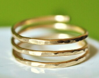 Solid 14K and 18K Gold