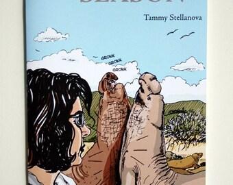 Breeding Season - a comic about elephant seals