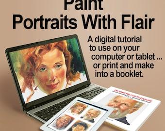 Renaissance arts traditional & digital art instruction.