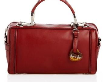 Barr + Barr Deep Red Handbag
