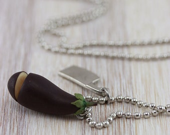 Moussaka Necklace