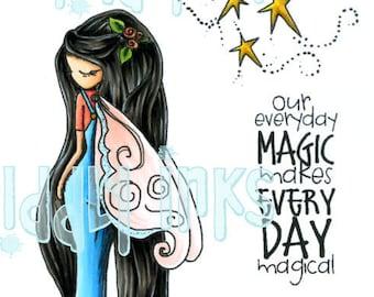 EveryDay Magic | Digital Stamp