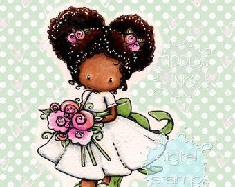 Faythe Flower Girl| Digital Stamp