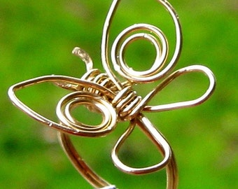 Butterfly Ring Tutorial