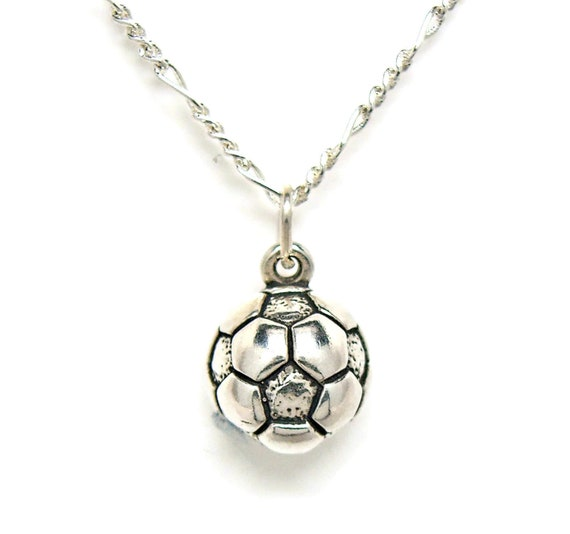 Various sport styles available 925 STERLING SILVER SPORTING CHARM PENDANT