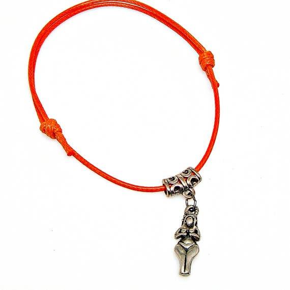 Bracelet Anklet Adjustable Pewter Manatee Friendship String Hippie Boho Beach Animal 2 Sizes 501-24