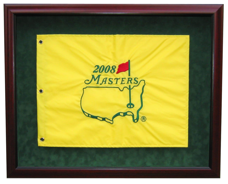 Golf Flag Display Case   Etsy