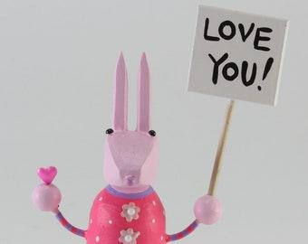 Somebunny Loves You!