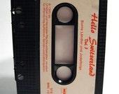 Book on Tape - Cassette Book - Hey Switzerland Mix